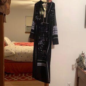 BCBG MAXAZRIA Runway Dress Size S